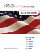 MH Taxation of Individuals 2012e with Connect Plus 3rd edition 9780077867102 0077867106