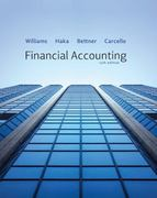Loose Leaf Financial Accounting with Connect Plus 15th edition 9780077911898 007791189X
