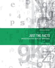 Just the Facts 4th Edition 9780132132800 013213280X