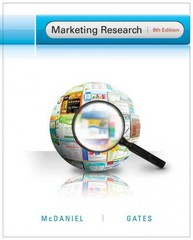 Marketing Research 9th Edition 9781118074619 1118074610