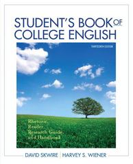 Student's Book of College English 13th edition 9780205171675 0205171672