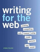 Writing for the Web 1st Edition 9780321794437 0321794435