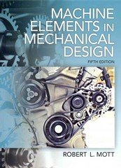Machine Elements in Mechanical Design 5th Edition 9780135077931 0135077931