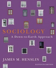 Sociology 11th edition 9780205096541 0205096549