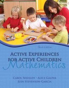 Active Experiences for Active Children 3rd Edition 9780132373340 0132373343