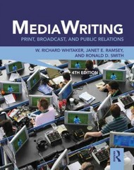 MediaWriting 4th Edition 9780415888035 0415888034