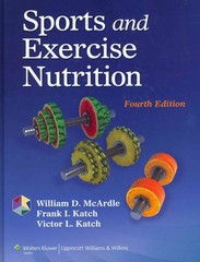 Sports and Exercise Nutrition 4th edition 9781451118063 1451118066
