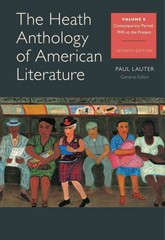 The Heath Anthology of American Literature 7th edition 9781133310266 1133310265