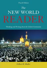 The New World Reader 4th Edition 9781133310327 113331032X