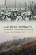 Blue Ridge Commons 1st Edition 9780820341255 0820341258
