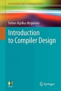 Introduction to Compiler Design 1st Edition 9780857298287 0857298283