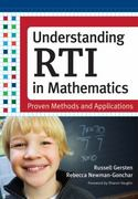 Understanding RTI in Mathematics 1st Edition 9781598571677 1598571672