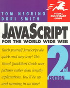 JavaScript for the World Wide Web 2nd edition 9780201696486 0201696487