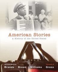 American Stories 2nd edition 9780205036554 0205036554