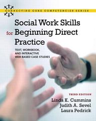 Social Work Skills for Beginning Direct Practice 3rd Edition 9780205055227 0205055222