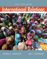 International Relations, Brief 6th edition 9780205894598 0205894593