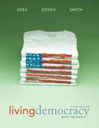 Living Democracy, Brief National Edition with MyPoliSciLab with eText -- Access Card Package 3rd edition 9780205073221 0205073220