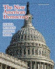 New American Democracy, The Plus MyPoliSciLab with eText -- Access Card Package 7th edition 9780205073283 020507328X