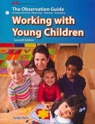 Working with Young Children 7th edition 9781605254388 160525438X