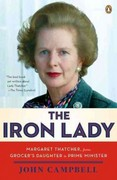 The Iron Lady 1st Edition 9780143120872 0143120875