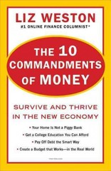 The 10 Commandments of Money 1st Edition 9780452297623 0452297621
