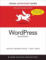 WordPress 2nd Edition 9780321792662 0321792661