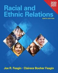 Racial and Ethnic Relations, Census Update 9th edition 9780205894017 0205894011