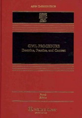 Civil Procedure 2nd Edition 9781454807087 1454807083