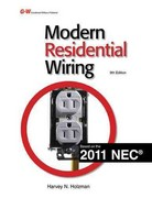 Modern Residential Wiring 9th Edition 9781605255828 1605255823