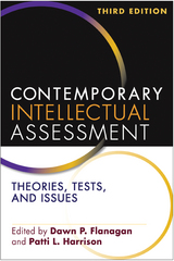Contemporary Intellectual Assessment 3rd Edition 9781609189952 1609189957