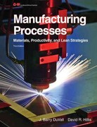Manufacturing Processes 3rd Edition 9781605255699 1605255696
