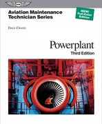 Aviation Maintenance Technician - Powerplant 3rd Edition 9781560278627 1560278625