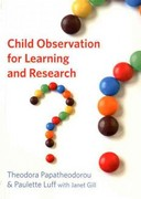 Child Observation for Learning and Research 1st Edition 9781405824675 1405824670