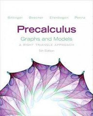Precalculus 5th Edition 9780321783967 0321783964