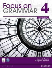 Focus on Grammar 4 4th Edition 9780132546492 0132546493