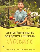 Active Experiences for Active Children 3rd Edition 9780132659550 0132659557