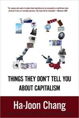 23 Things They Don't Tell You About Capitalism 1st edition 9781608193387 1608193381