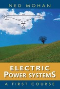 Electric Power Systems 1st Edition 9781118214459 1118214455