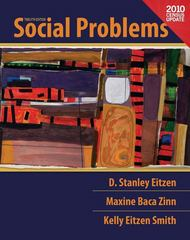Social Problems, Census Update 12th edition 9780205179077 020517907X