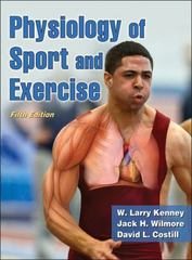 Physiology of Sport and Exercise 5th Edition 9780736094092 0736094091
