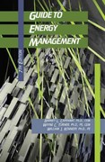Guide to Energy Management, Seventh Edition 7th Edition 9781439883488 1439883483