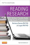 Reading Research 5th Edition 9781926648385 1926648382