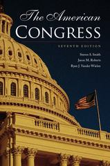 The American Congress 7th Edition 9781107654358 1107654351
