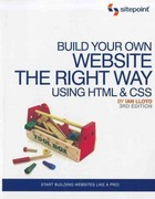 Build Your Own Website the Right Way Using HTML and CSS 3rd Edition 9780987090850 0987090852