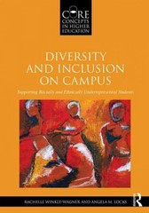 Diversity and Inclusion on Campus 1st Edition 9780415807074 0415807077