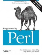 Programming Perl 4th Edition 9780596004927 0596004923