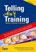 Telling Ain't Training 2nd Edition 9781562867010 1562867016