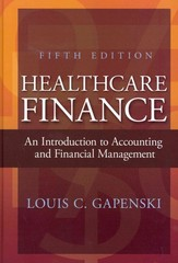Healthcare Finance 5th edition 9781567934250 1567934250