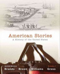 American Stories 2nd edition 9780205036561 0205036562