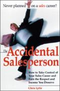 The Accidental Salesperson 0 9780814470831 0814470831